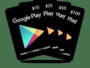 گوگل گیفت کارت